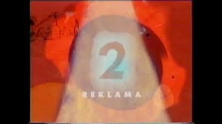 chudziusieńka dwójka, audiotele, reklama biedronki | VHS RECORDS