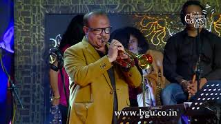 '' Sholay  Movie Theme Music'' by ''Kishore Sodha'' at 56th Bengaluru Ganesh Utsava , 2018