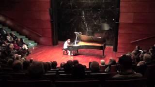 Iva Jovanovic - F.Chopin Scherzo Nr.1 op.20 h-moll
