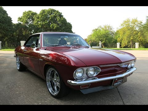 1966 Corvair Corsa, Nice Example Of A 60's Corvair, Drive It Anywhere SOLD, SOLD