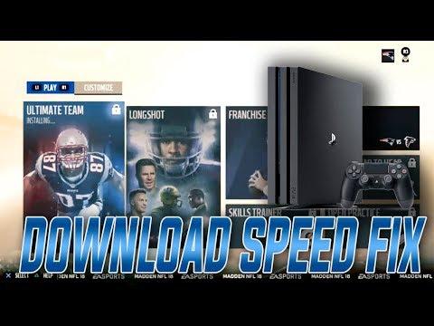 PS4 DOWNLOAD SPEED FIX - Proxy Server Walkthrough
