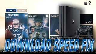 PS4 DOWNLOAD SPEED FIX - Proxy Server Walkthrough