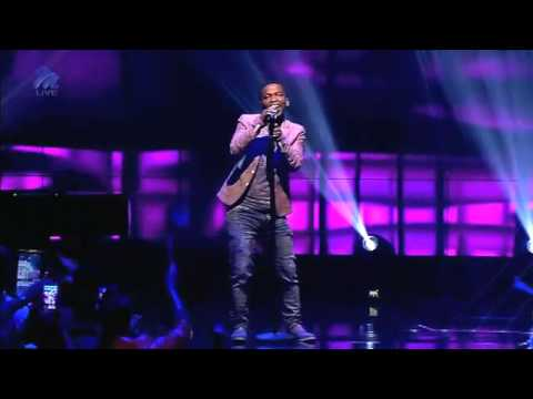 Idols SA 10 Highlight: Vincent goes for Miguel