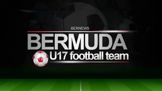 Bermuda Women's Football Team For CONCACAF U17, August 2017