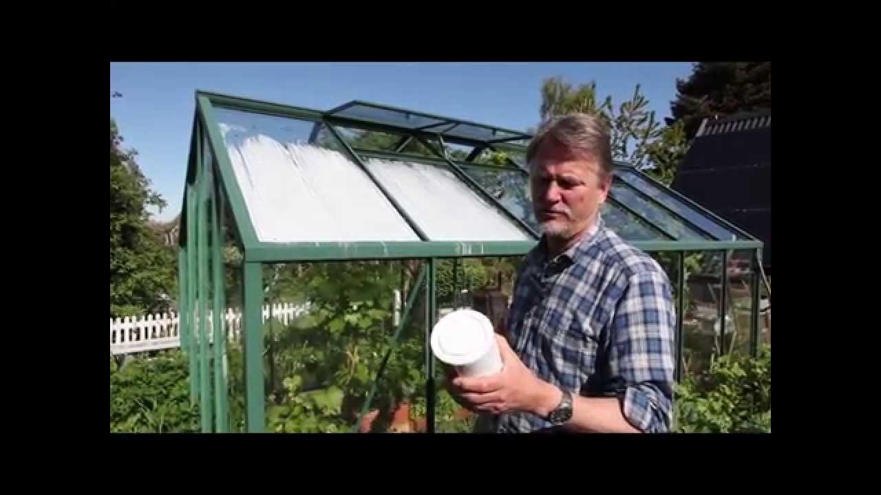 Massivt Få varmen ud af drivhuset - YouTube KP05