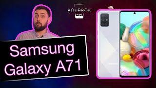 Обзор Samsung Galaxy A71: добротный смартфон