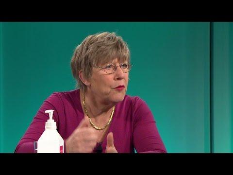 Professorn Agnes Wold om hur du bäst undviker att bli sjuk av bakterier - Malou Efter tio (TV4)