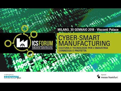 Cyber Security per l'industria: il 30 gennaio a Milano ICS Forum