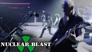 ANTHRAX - A Skeleton In The Closet (OFFICIAL LIVE VIDEO)