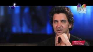 "Hrithik Roshan talks about his upcoming superhero science fiction film ""KRRISH 3"" only on MTunes HD"