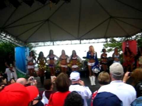 Pro Bowl Cheerleaders 2011