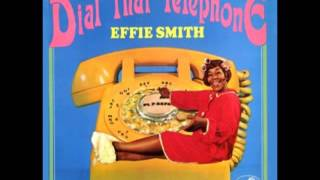 EFFIE SMITH - Dial That Telephone, Parts 1 & 2 (1959) Jive Comedy