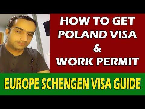 How To Get Poland Visa In 3 Days Work Permit Schengen Visa