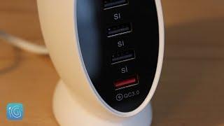 Rechargez TOUS vos appareils USB avec cette station de recharge !