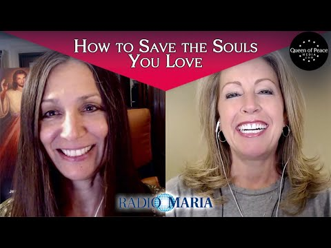 How to Save the Souls You Love! Jesus Gave Us the Three Things Necessary through St. Faustina.