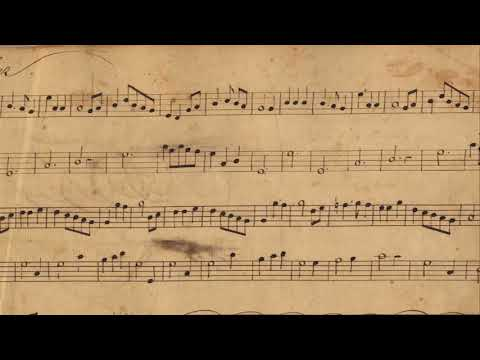 Henry Livingston - Music Manuscript - Farewell to Lochabor  - Alec Ramsay - Page 119-120