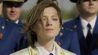 Наталья Поклонская. От героев былых времён… (из к/ф «Офицеры»)