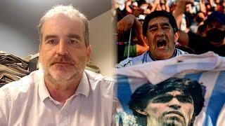 Para los argentinos no hay duda: Maradona fue el mejor del mundo