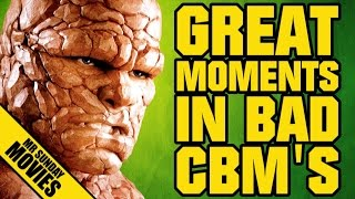 Great Moments In Bad Comic Book Movies