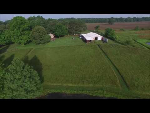 Illinois farm June 2016