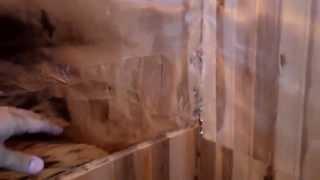 видео как правильно сделать освещение в бане