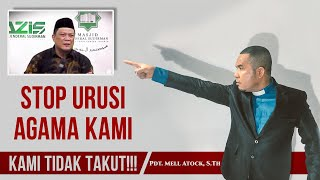Download Lagu Pdt. Mell Atock, S.Th menanggapi Ustad Yahya Waloni terkait Ceramah Ustad Abdul Somad mp3