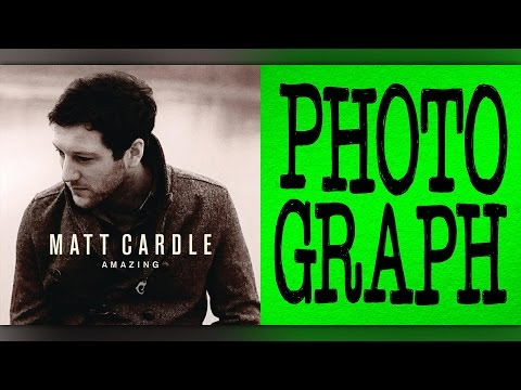 "Did Ed Sheeran plagiarise Matt Cardle's ""Amazing"" with his song Photograph? (Comparison / Mashup)"