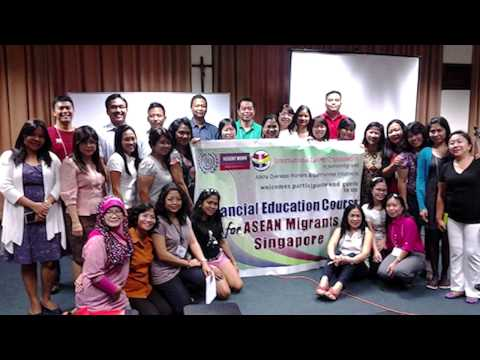 ASEAN TRIANGLE Financial Education Campaign in Singapore: Development, Implementation and Results