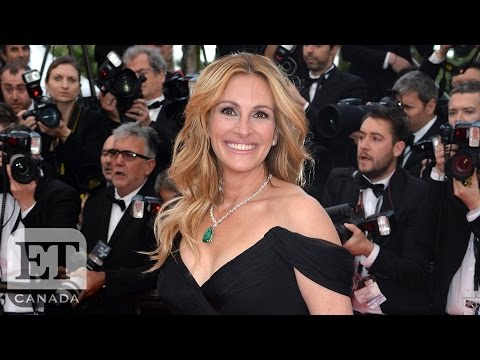 Julia Roberts Is Tops People's List Of The World's Most Beautiful For 5th Time