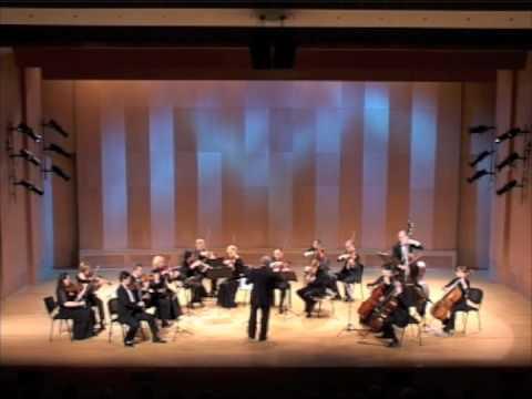 B. Tchaikovsky: Sinfonietta, 1st movement / Rachlevsky • Chamber Orchestra Kremlin