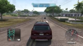 TDU2 Audi Q7 V12 TDI разгон с 0 - 288 км/ч