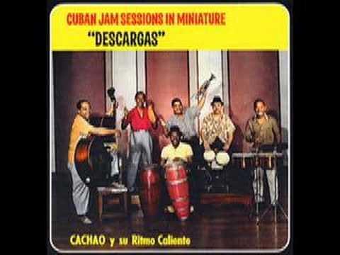 Cachao y su Conjunto - Malanga Amalrilla