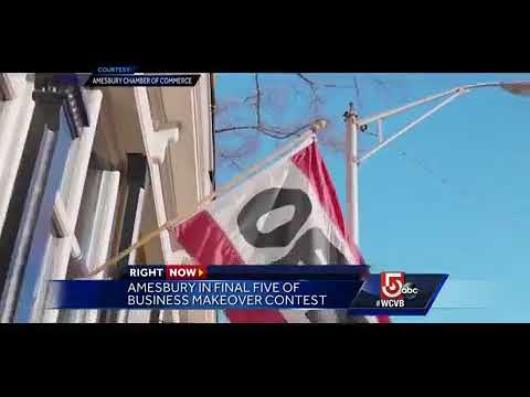 Local town is finalist in $500,000 makeover contest