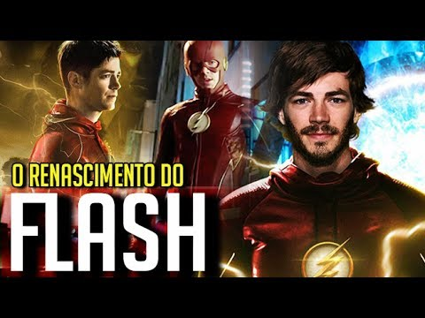 O renascimento do flash the flash 4 temporada youtube for Oficina de infiltrados temporada 3