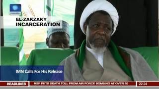 El-Zakzaky's Arrest: Islamic Movement Demands Release Of Leader