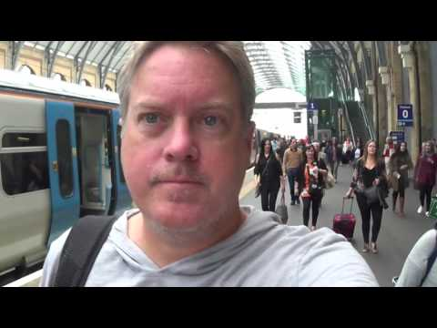 Cambridge To London By Train 2016