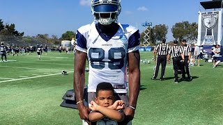 Dez Bryant's Son Does His Best Dez Bryant Impression