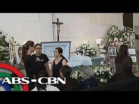 UKG: Labi ni Franco Hernandez, nasa Arlington Memorial Chapels sa Quezon City