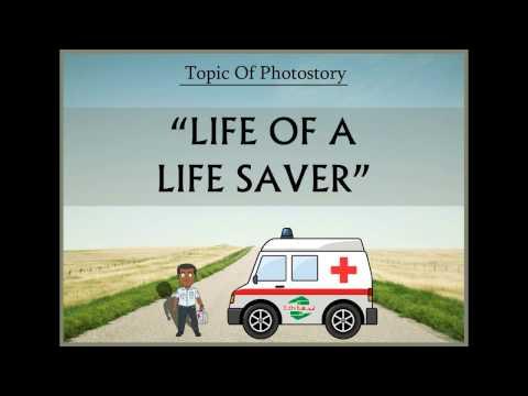 Life Of A Life Saver.