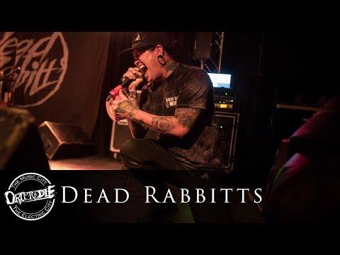 Dead Rabbitts Interview | Tragic Hero Tour 2017