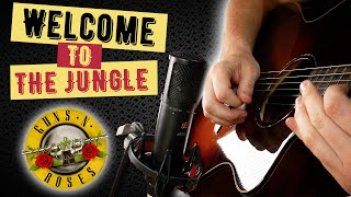 Welcome To The Jungle by GNR | ACOUSTIC COVER (Karl Golden & Jonathan Rogler)