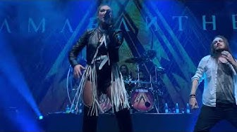 Amaranthe - The Nexus [Live] - 2.16.2019 - Helsinki Ice Hall - Helsinki, Finland - FRONT ROW
