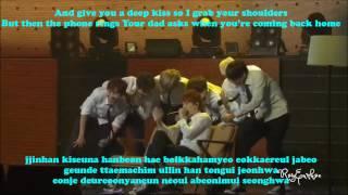 BTS 방탄소년단 BLANKET KICK 이불킥 LIVE CONCERT Eng Sub Romanization HD