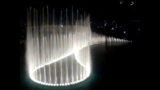 Dubai Fountain — Time to Say Goodbye (BEAUTIFUL)