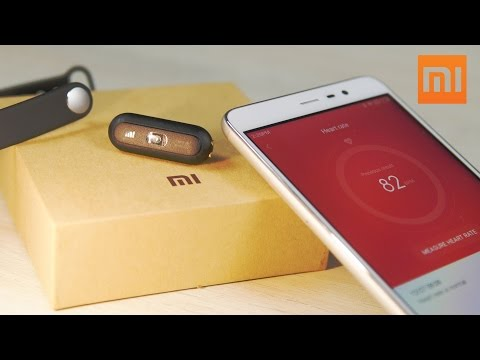 Xiaomi Mi Band Pulse (1S) - Unboxing, Set up & Hands On!