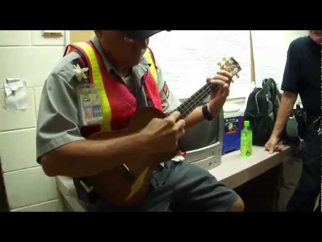Power Ukulele Jamming pt. 2--The Master