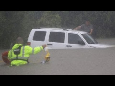 'Outnumbered' reacts to catastrophic flooding in Texas