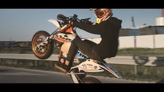 Supermoto Lifestyle EP.2 - NaughtyRiders Movie