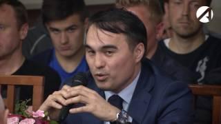 """Диалог болельщиков и астраханского """"Волгаря"""". По законам драматургии."""