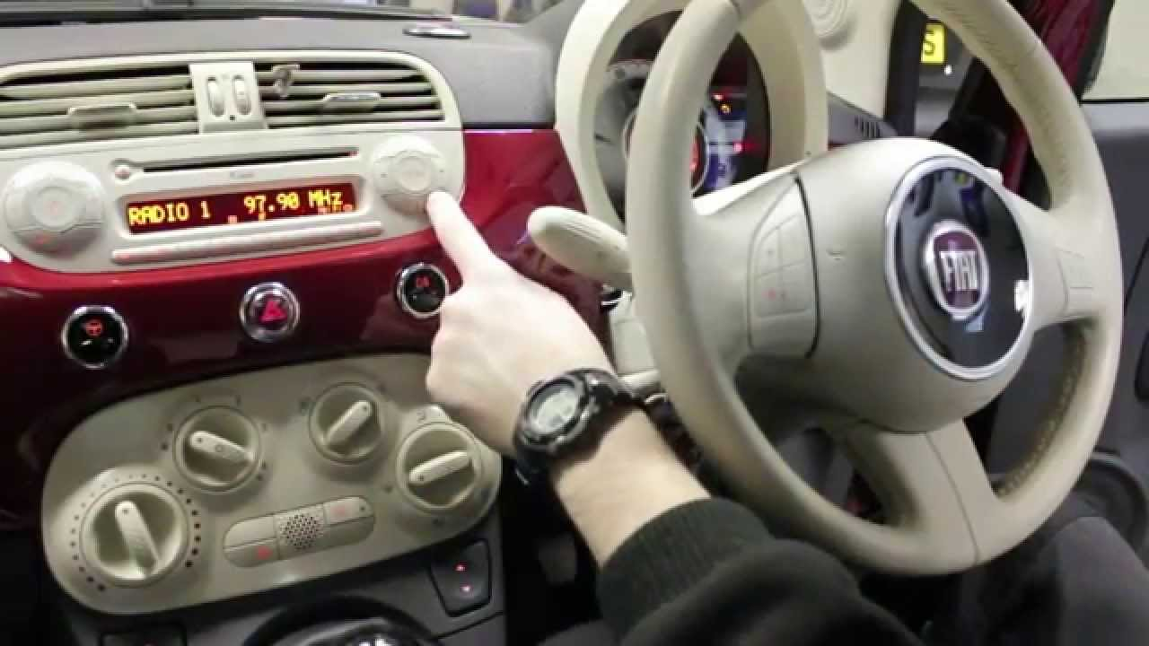 AutoDAB: Fiat 500 DABFT1 Installation Guide  YouTube